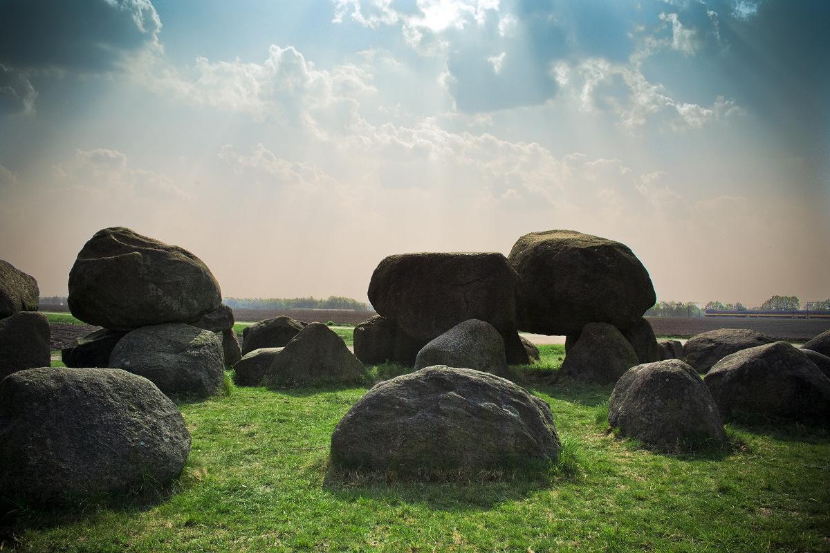 Steinlandschaft